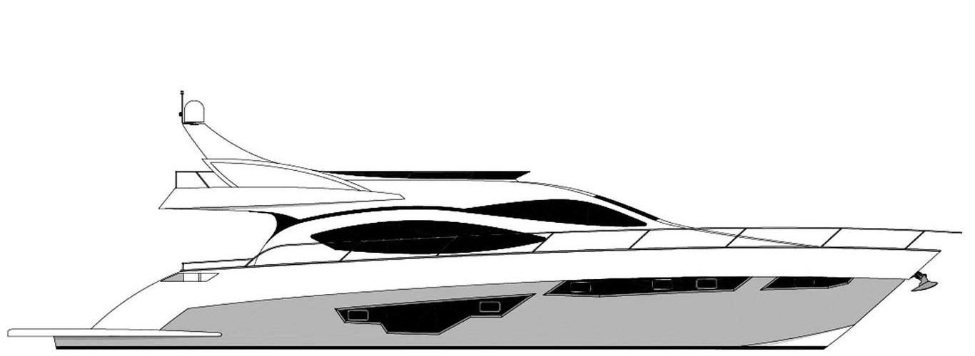 K74-Linedrawing