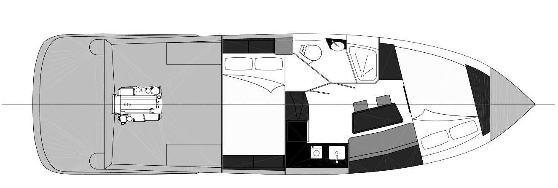 340 HT Interior